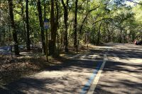 Lake Talquin State Park - parking