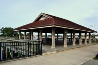Carrabelle Riverwalk & Wharf - pavillion