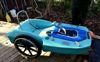 Wakulla Springs swimming assistive device