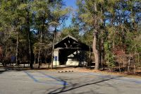 Leon Sinks Geological Area accessible parking