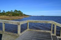 Sand Beach Recreation Area dock